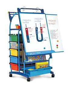 Premium Royal Inspiration Station can be used for STEM/STEAM lessons, storing supplies and group work