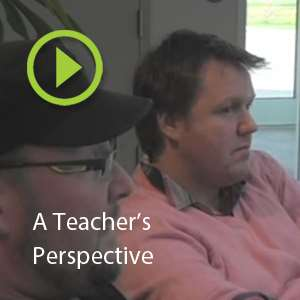 The 3 in 1. A teacher's perspective.