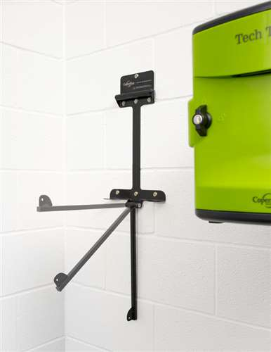 Wall Mounted Tech Tub2® bracket (Tech Tub2® not included)