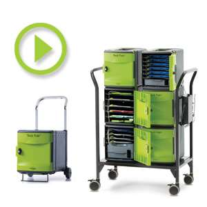 Tech Tub2 Trolleys and Carts
