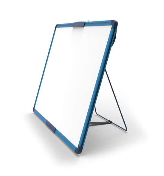 Dry-erase and magnetic whiteboard