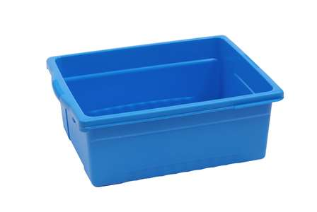 Large Open Tub (blue)