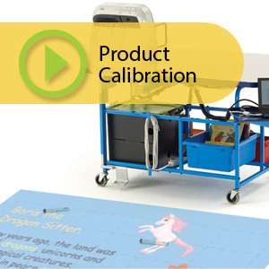 3 IN 1 Interactive Easel Calibration (E3IN1)