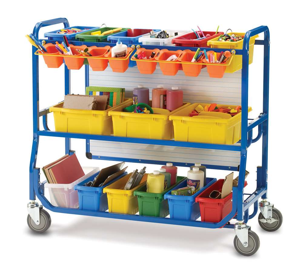 STEM Storage Cart