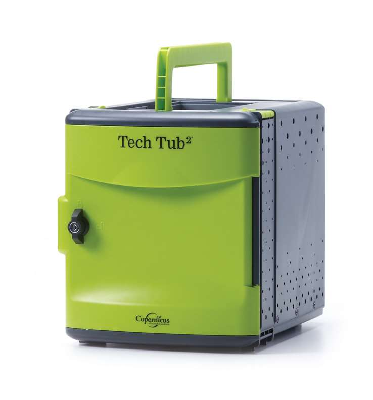 Tech Tub2- holds 6 iPads