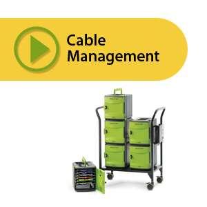 Cabling your Tech Tub2 Modular Carts for 24 or 32 devices