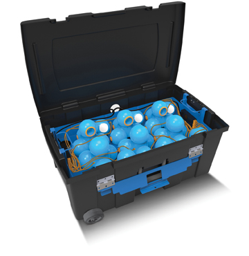 Robotics Storage Tub Large