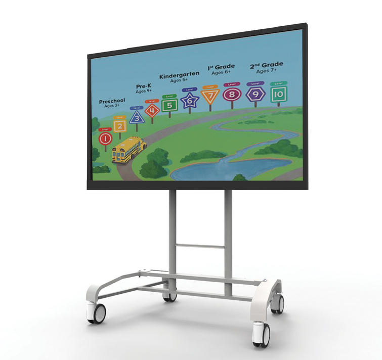 iRover2 for interactive flat panels base model